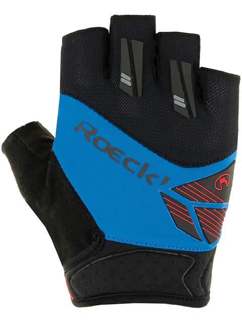 Roeckl Index Handschuhe schwarz/blau